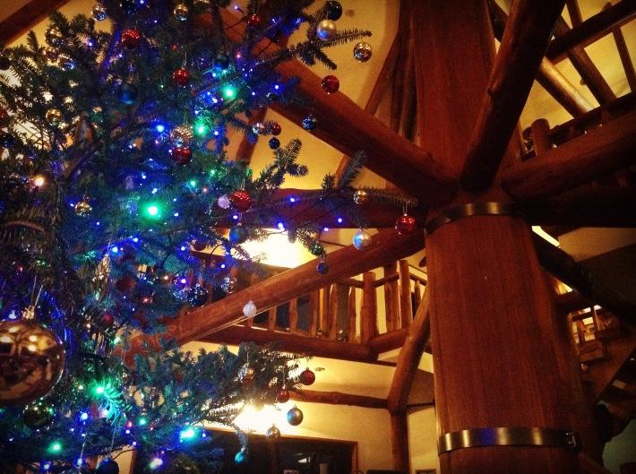 スピークイージーのクリスマスツリー2016