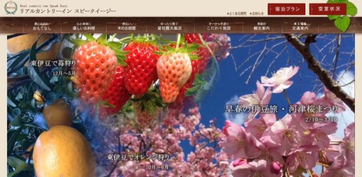 冬~早春 みかん狩りイチゴ狩り河津桜