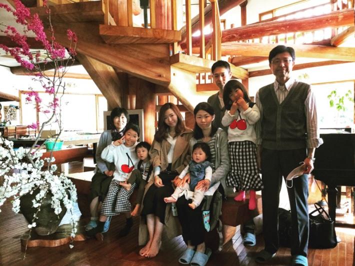 春の伊豆〜リピーター様と三世代ご家族様