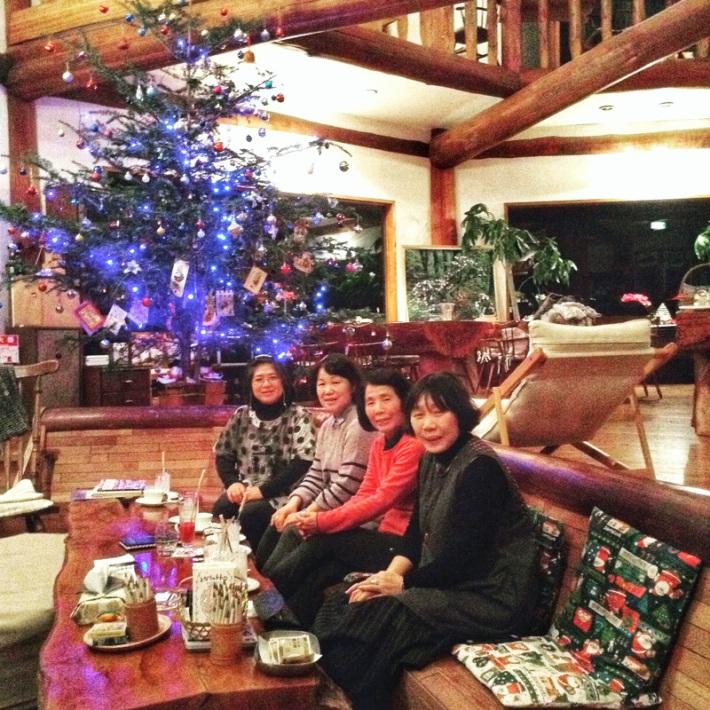 クリスマス会〜リピーターの皆様